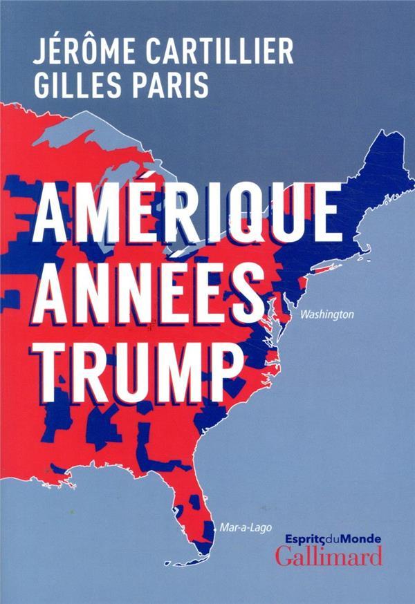 AMERIQUE ANNEES TRUMP