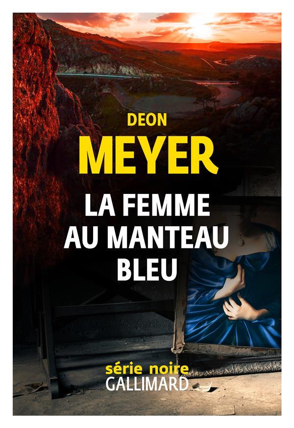 LA FEMME AU MANTEAU BLEU MEYER DEON GALLIMARD