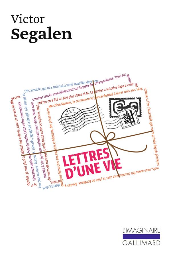 CHOIX DE LETTRES (TP)