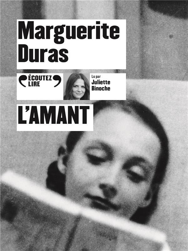 L'AMANT - AUDIO DURAS, MARGUERITE GALLIMARD