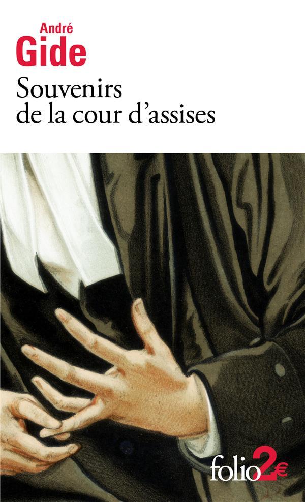 SOUVENIRS DE LA COUR D'ASSISES
