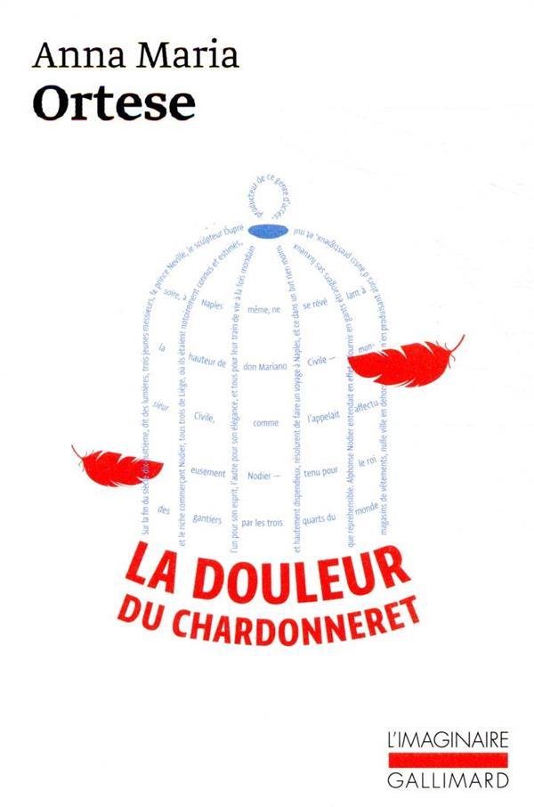 LA DOULEUR DU CHARDONNERET