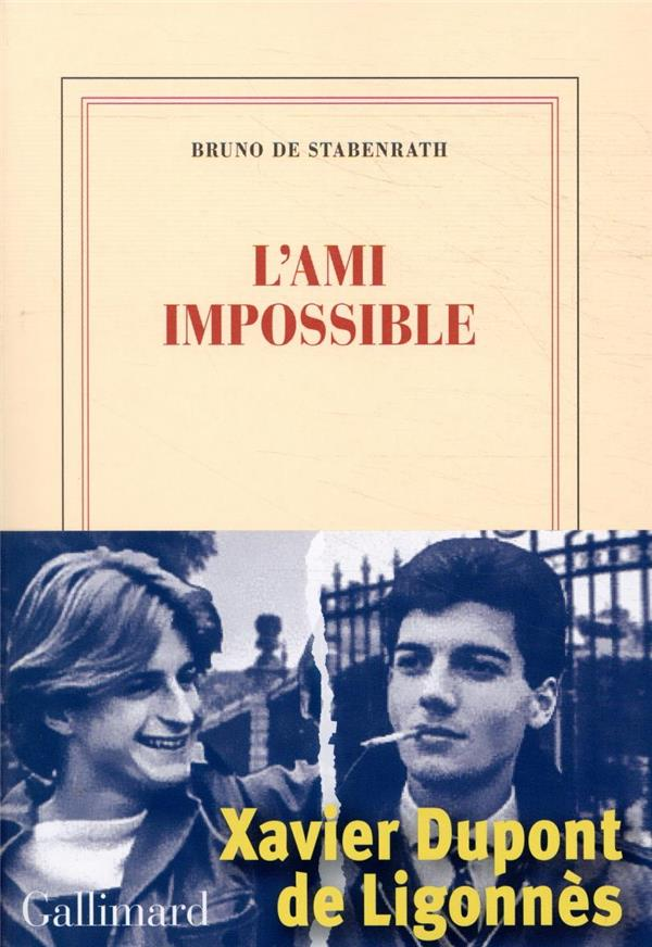 L'AMI IMPOSSIBLE