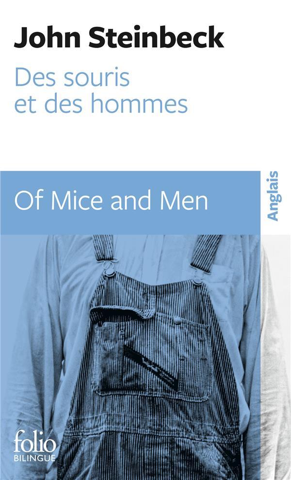 DES SOURIS ET DES HOMMES  -  OF MICE AND MEN