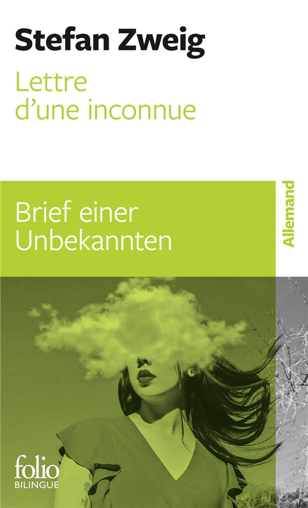LETTRE D'UNE INCONNUE  -  BRIEF EINER UNBEKANNTEN