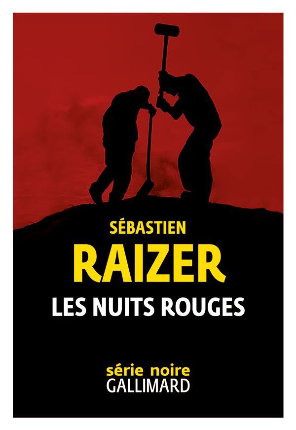 LES NUITS ROUGES RAIZER SEBASTIEN NC