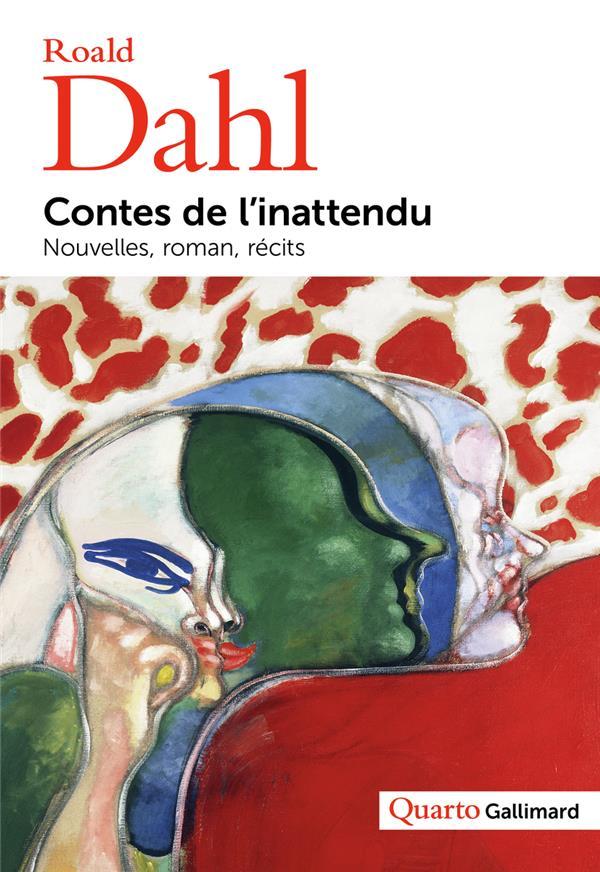 CONTES DE L'INATTENDU : NOUVELLES, ROMAN, RECITS