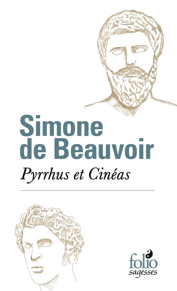 PYRRHUS ET CINEAS BEAUVOIR SIMONE DE GALLIMARD