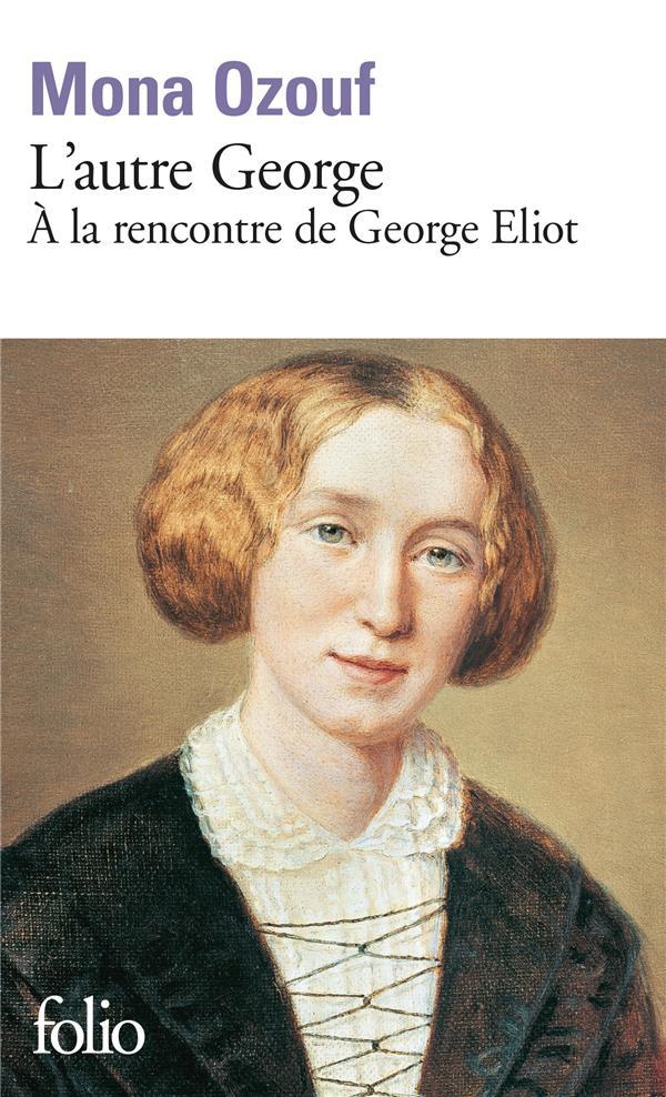 L-AUTRE GEORGE - À  5.50 GALLIMARD
