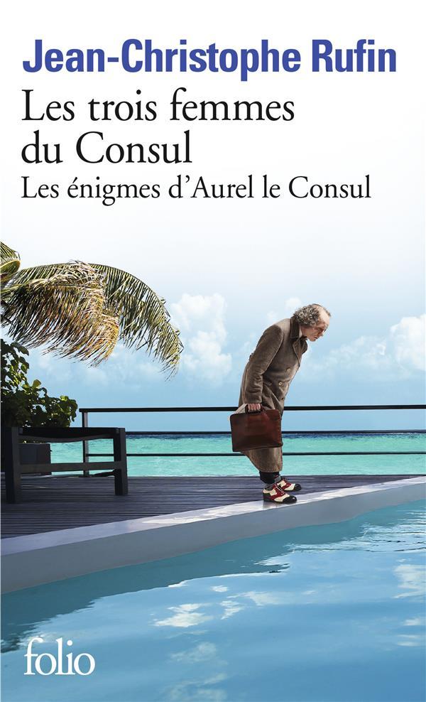 LES ENIGMES D'AUREL LE CONSUL T.2  -  LES TROIS FEMMES DU CONSUL