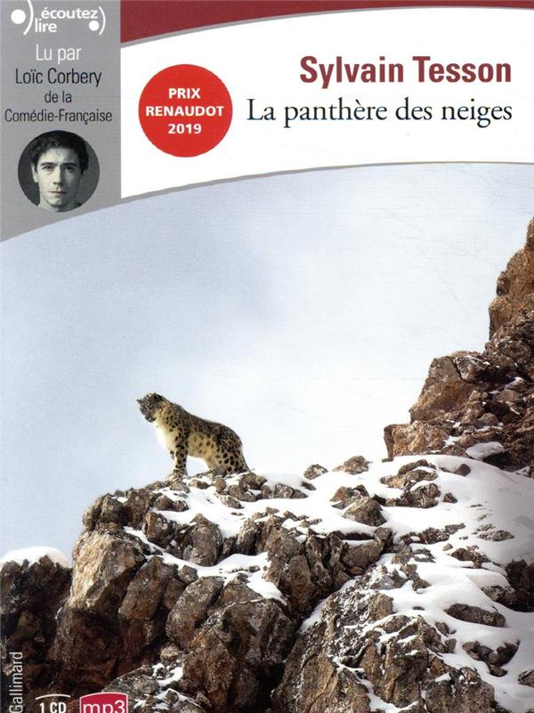 LA PANTHERE DES NEIGES