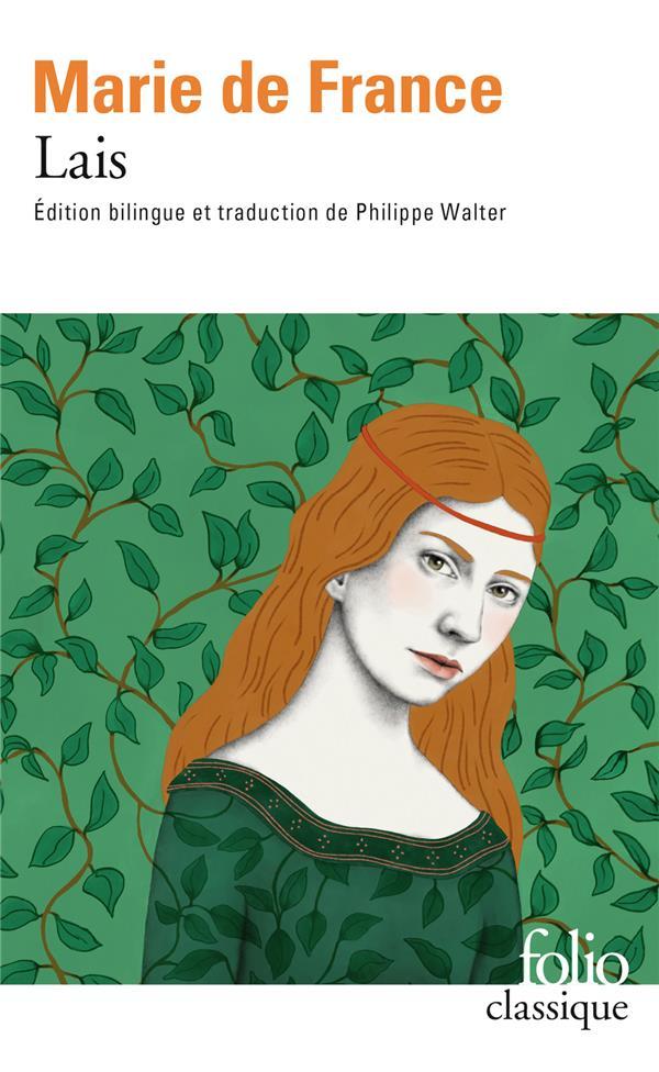 LAIS MARIE DE FRANCE GALLIMARD