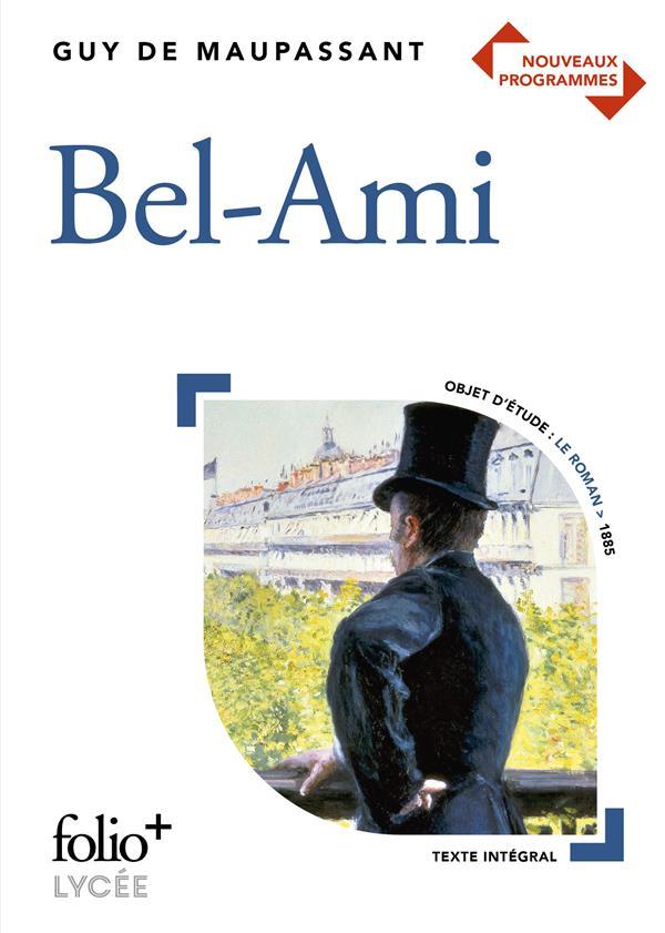 BEL-AMI MAUPASSANT GUY DE GALLIMARD
