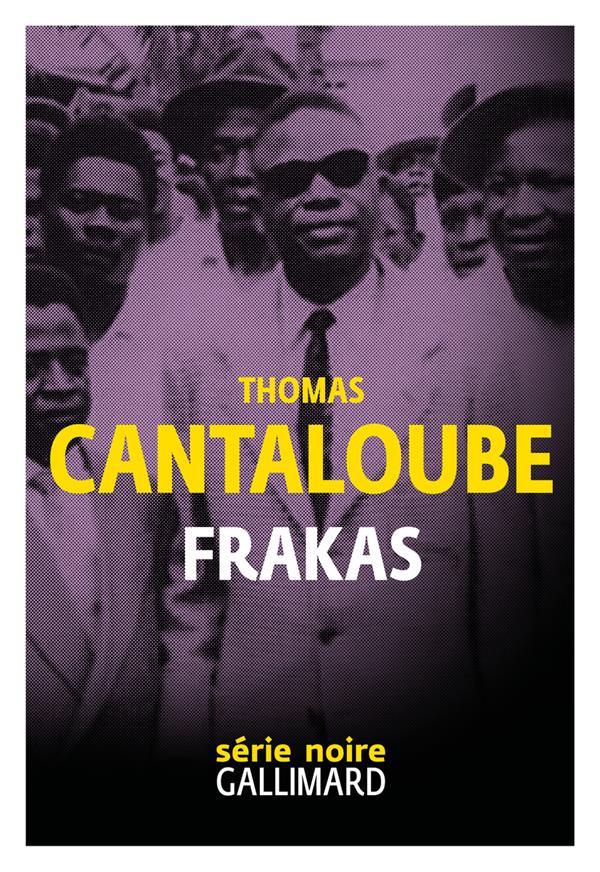 CANTALOUBE, THOMAS - FRAKAS