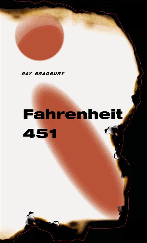 FAHRENHEIT 451 BRADBURY/CHAMBON GALLIMARD