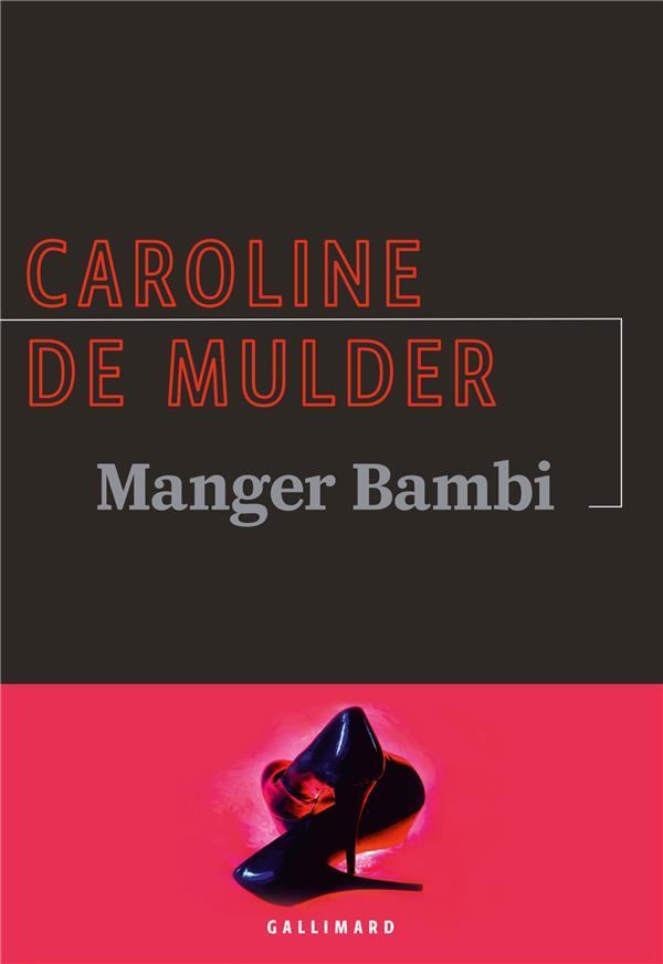 MANGER BAMBI MULDER, CAROLINE DE NC