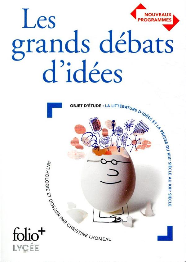 LES GRANDS DEBATS D'IDEES