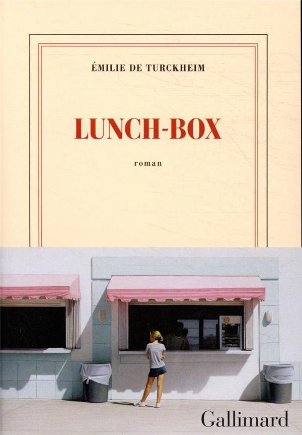 LUNCH-BOX TURCKHEIM EMILIE DE GALLIMARD