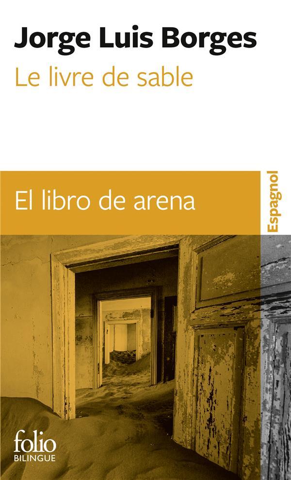 LE LIVRE DE SABLE  -  EL LIBRO DE ARENA