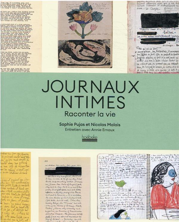 JOURNAUX INTIMES  -  LES MOTS DE LA VIE