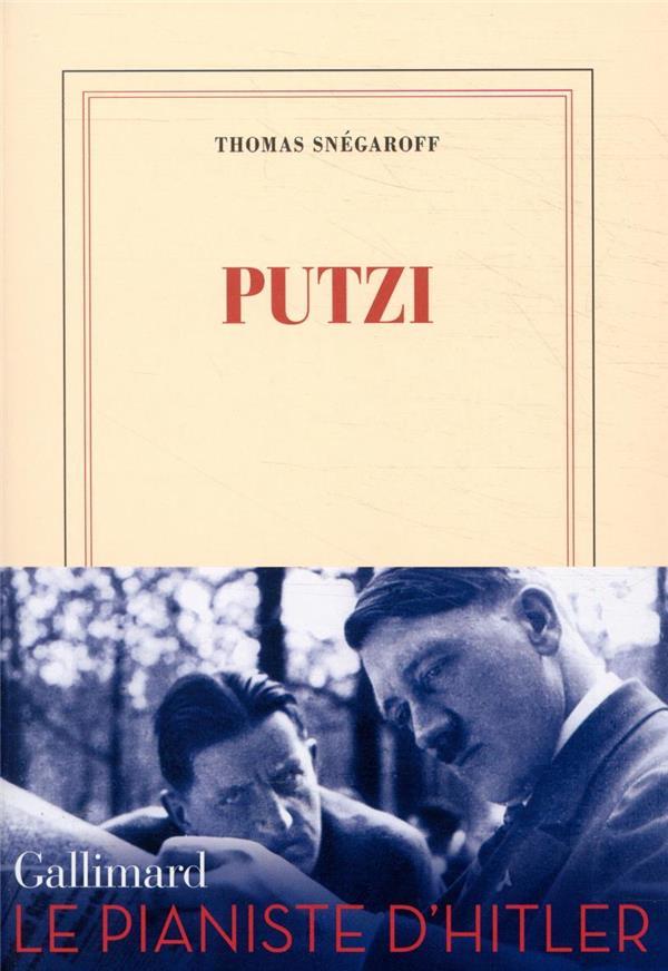 PUTZI SNEGAROFF THOMAS GALLIMARD