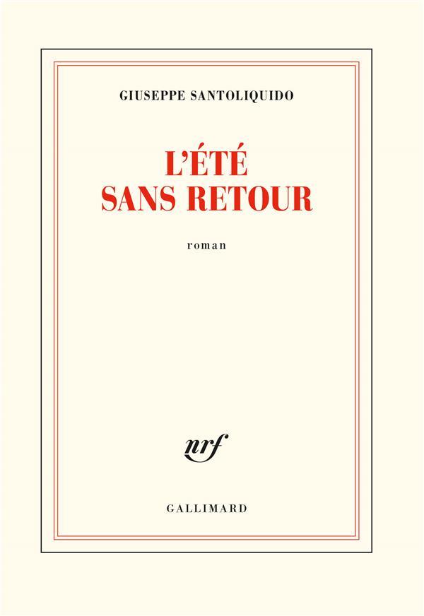L'ETE SANS RETOUR