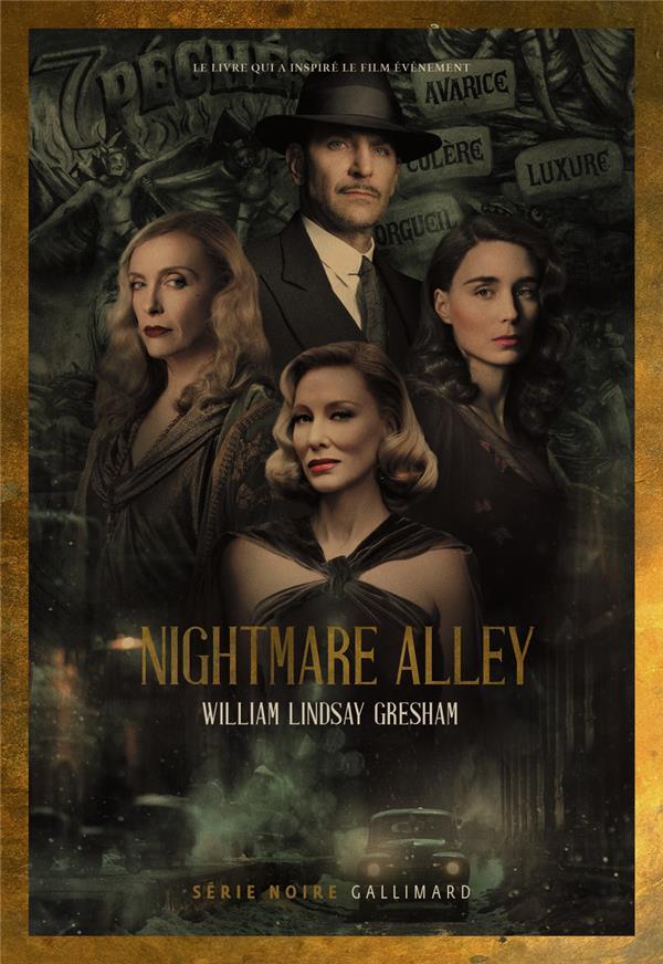 NIGHTMARE ALLEY GRESHAM W L GALLIMARD