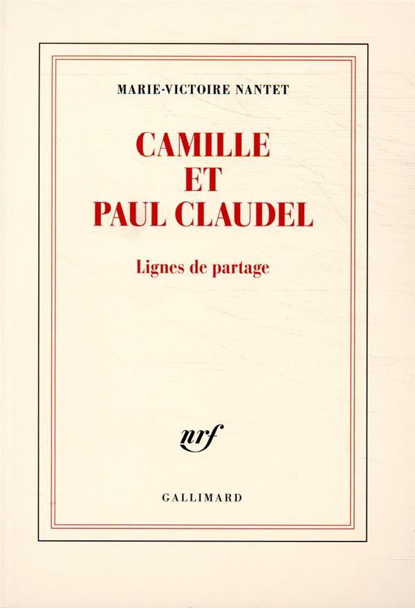 CAMILLE ET PAUL CLAUDEL