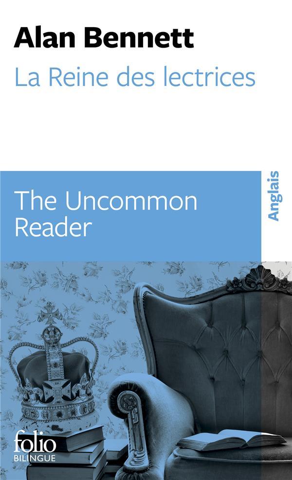 LA REINE DES LECTRICES  THE UNCOMMON READER