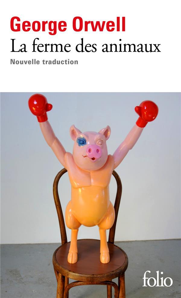 LA FERME DES ANIMAUX ORWELL GEORGE GALLIMARD