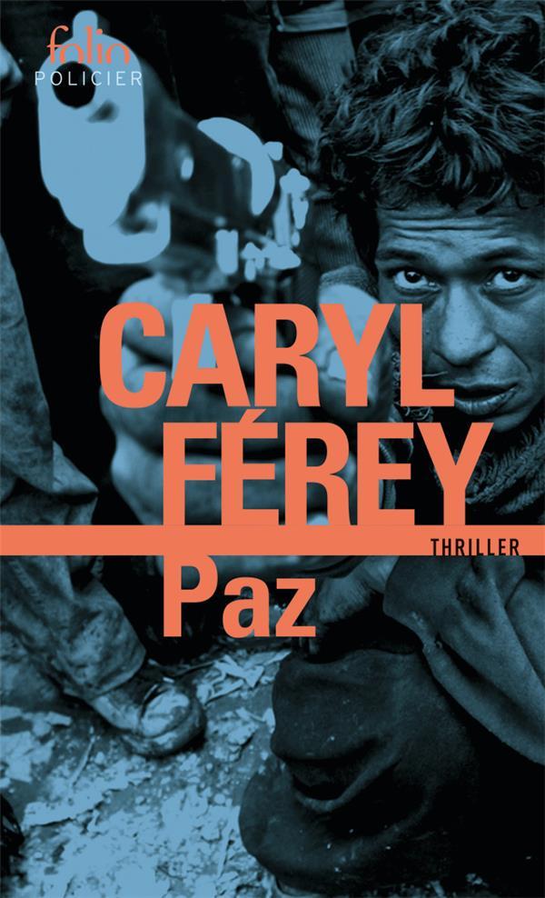 PAZ FEREY, CARYL GALLIMARD