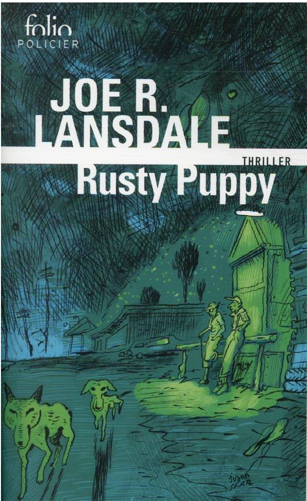 RUSTY PUPPY LANSDALE, JOE R. GALLIMARD