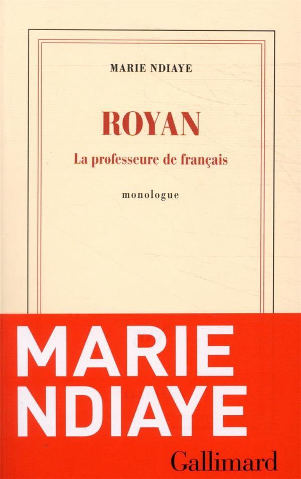 ROYAN  -  LA PROFESSEURE DE FRANCAIS