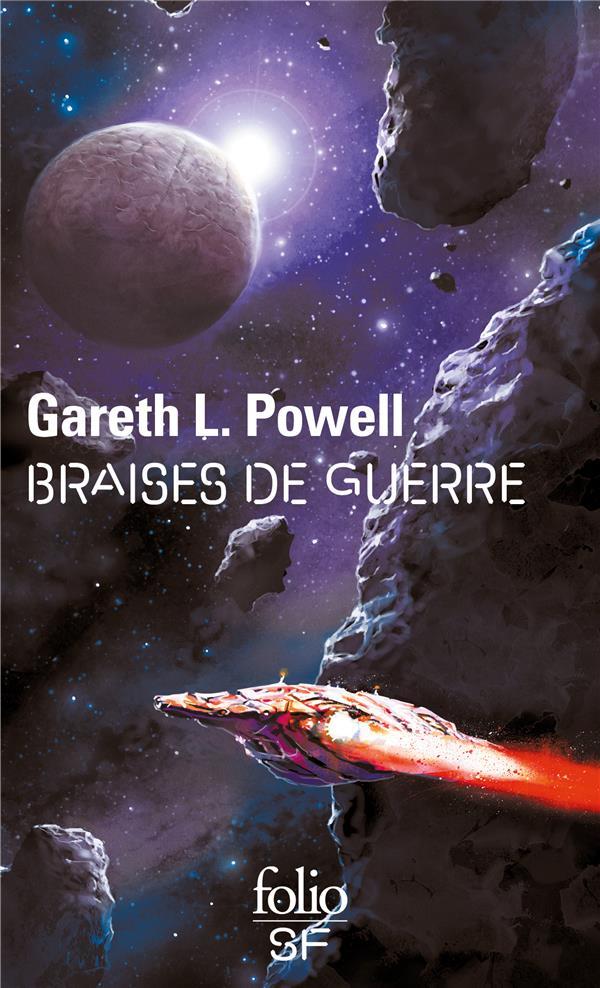 BRAISES DE GUERRE POWELL GARETH L. GALLIMARD