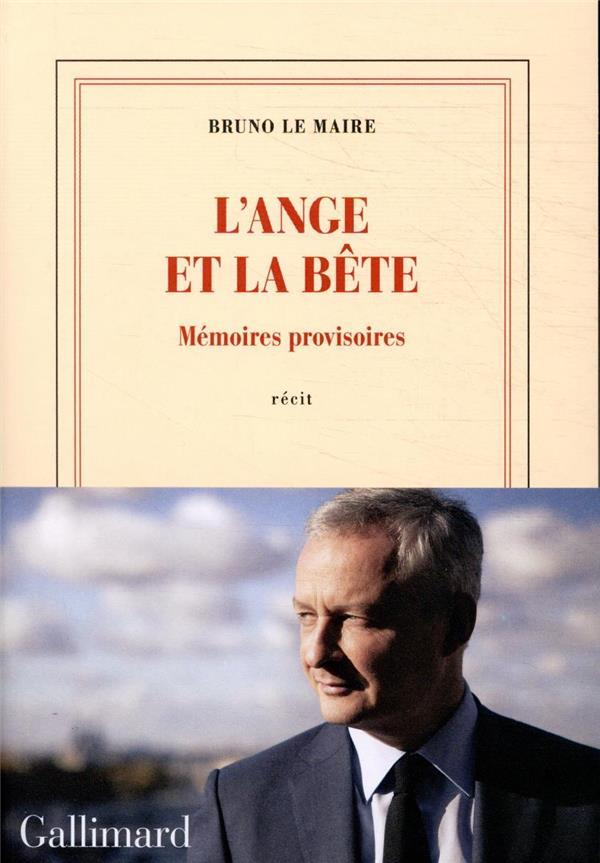LA BETE ET L'ANGE
