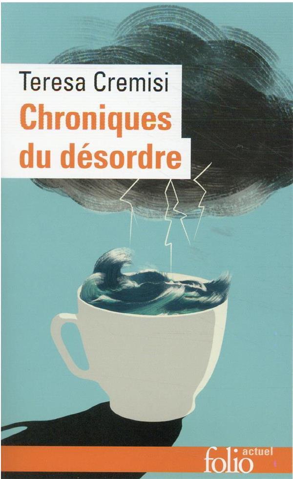 CHRONIQUES DU DESORDRE