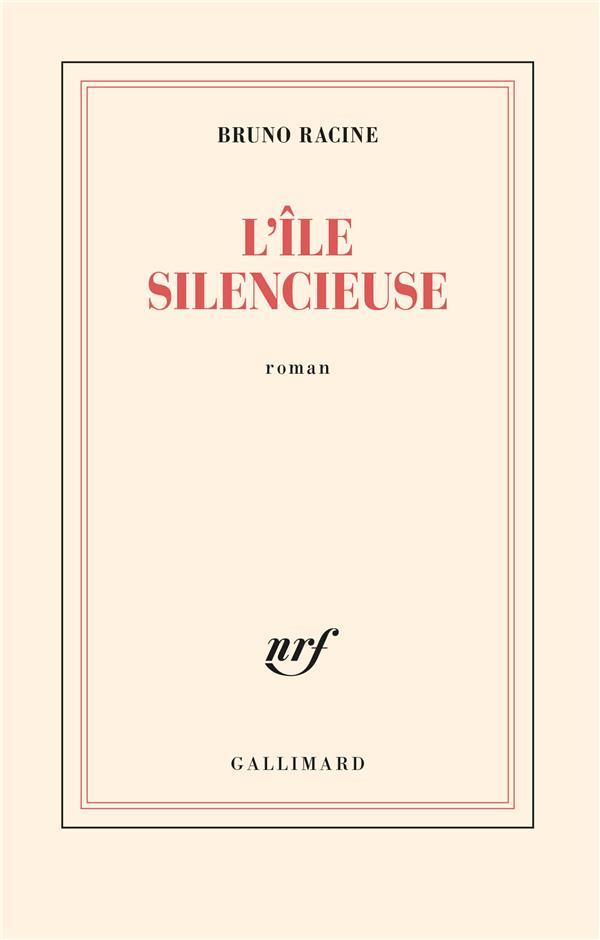 L'ILE SILENCIEUSE