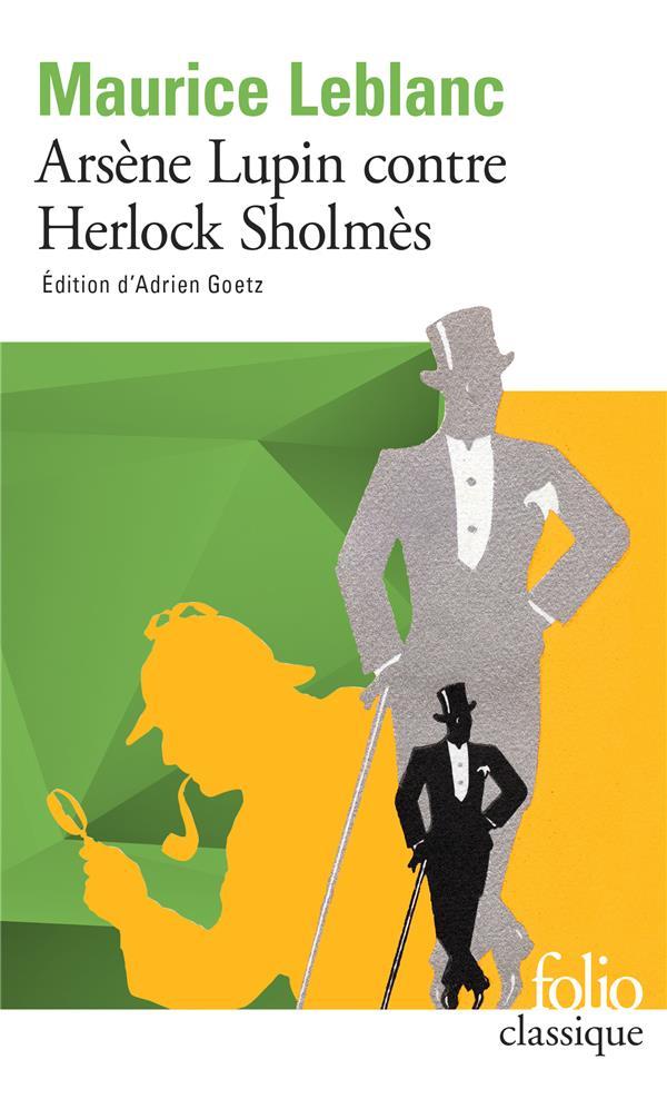 ARSENE LUPIN CONTRE HERLOCK SHOLMES LEBLANC, MAURICE GALLIMARD