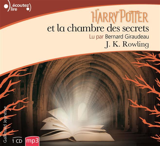 Rowling Joanne Kathleen - HARRY POTTER ET LA CHAMBRE DES SECRETS CD