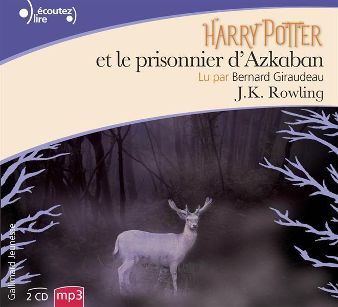 Rowling Joanne Kathleen - HARRY POTTER ET LE PRISONNIER D'AZKABAN CD