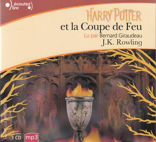 Rowling Joanne Kathleen - Harry Potter Harry Potter et la coupe de feu Vol.4
