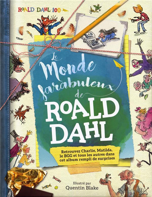 LE MONDE FARABULEUX DE ROALD DAHL