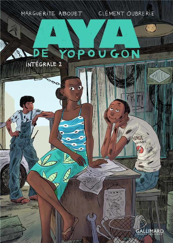 AYA DE YOPOUGON (TOME 2) - L'INTEGRALE