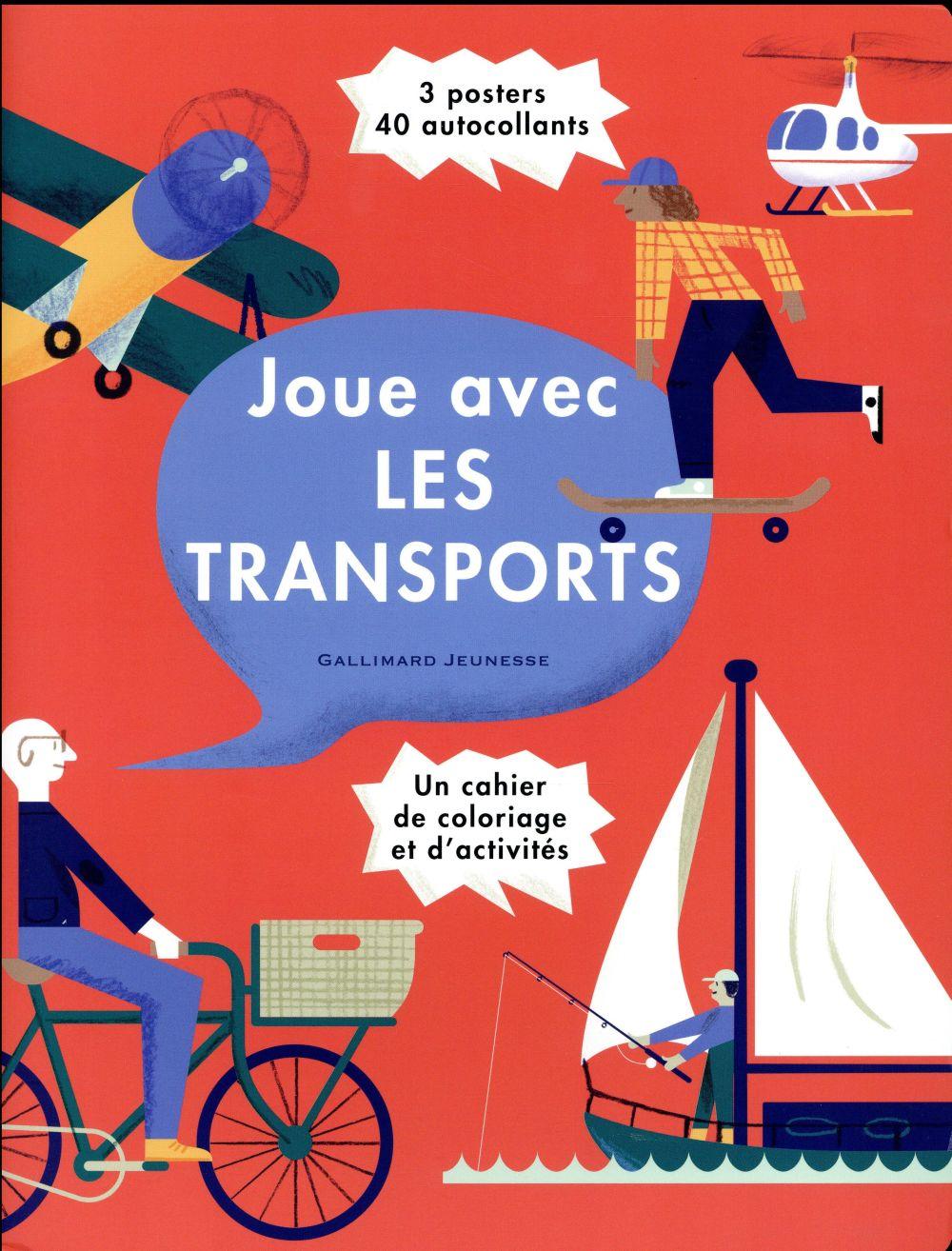 JOUE AVEC LES TRANSPORTS