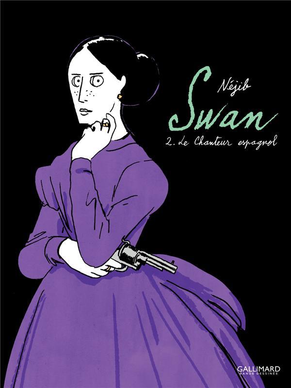 SWAN T.2  -  LE CHANTEUR ESPAGNOL