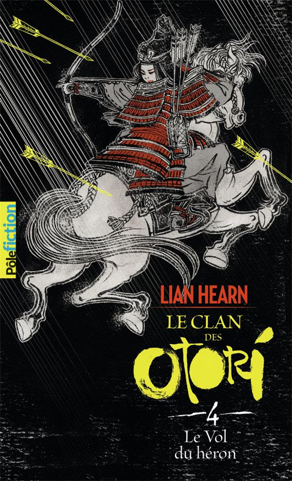 LE VOL DU HERON HEARN LIAN Gallimard-Jeunesse