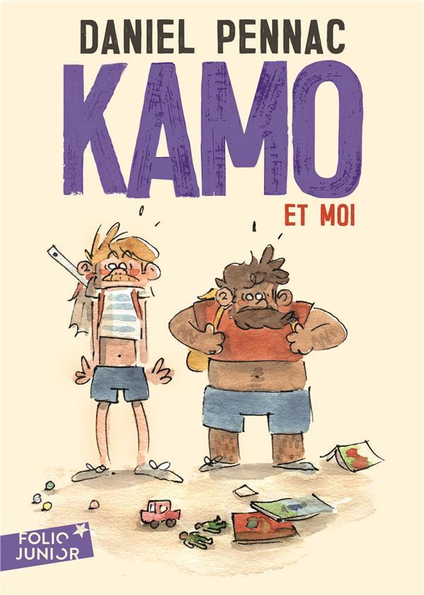 UNE AVENTURE DE KAMO, 2 : KAMO PENNAC/RENNER GALLIMARD
