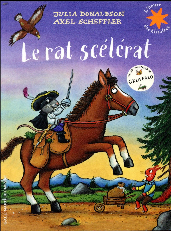 LE RAT SCELERAT  GALLIMARD