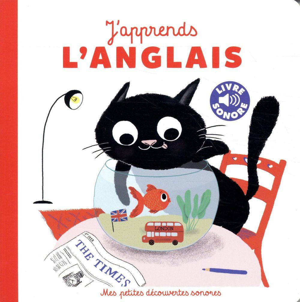 J'APPRENDS L'ANGLAIS COLLECTIF/LEGHIMA GALLIMARD