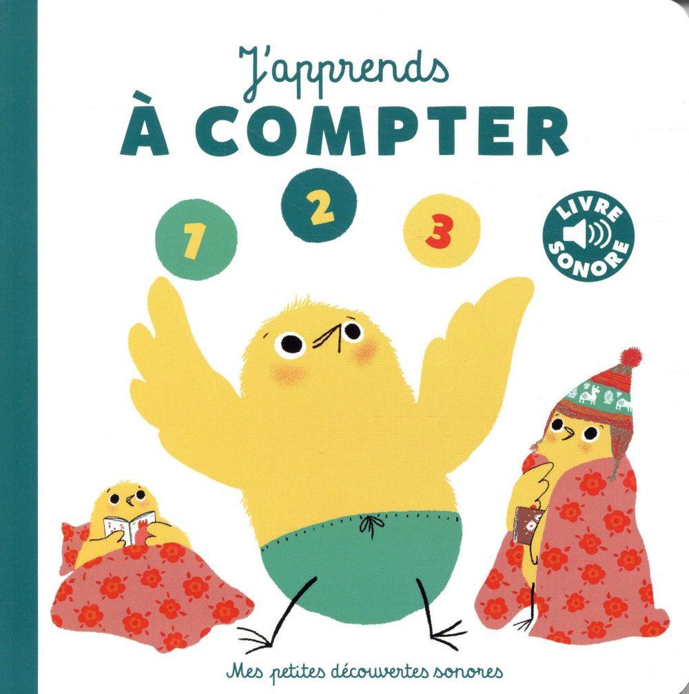 J'APPRENDS A COMPTER COLLECTIF/LEGHIMA GALLIMARD